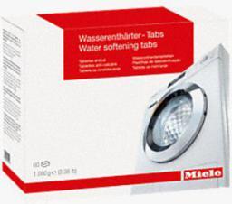 Miele Tabletki zmiękczające wodę do pralek, 60 szt. w opakowaniu (10128700)