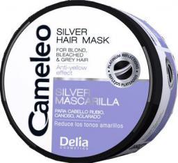 Delia Cameleo SILVER Maska do włosów blond i rozjaśnianych 200ml