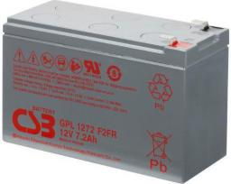 Fideltronik Akumulator GP1272, F2, 12V/7.2Ah (GPL1272F2)