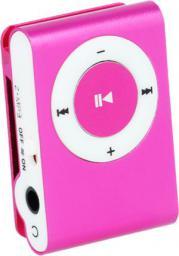 Setty Odtwarzacz MP3 różowy (GSM024741)