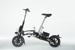 TrybEco Rower Elektryczny Compacta 12 black