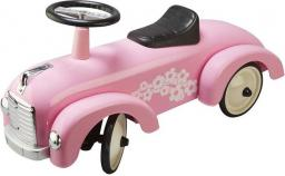 Goki Różowy, pojazd dla dzieci, róża (14161)