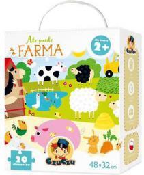 Czuczu Ale puzzle Farma (230229)