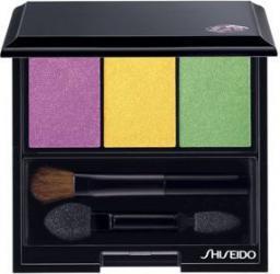 SHISEIDO Luminizing Satin Eye Color Trio Cienie do powiek YE406 Tropicalia 3g