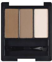 Maybelline  Master Brow Pro Palette paleta do brwi Deep Brown