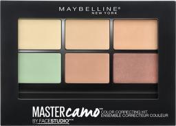 Maybelline  Master Camo Colour Correcting Concealer paleta korektorów Light 6,5g