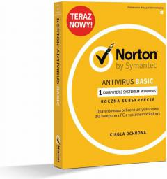Symantec NORTON ANTIVIRUS BASIC (21370583)