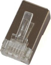 MicroConnect Wtyczka RJ45 MP8P8C CAT5e, ekranowana, 10 sztuk (KON504-10)