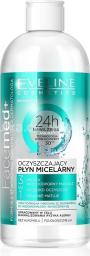 Eveline FACEMED+ Płyn miceralny oczyszczający 3w1 400ml