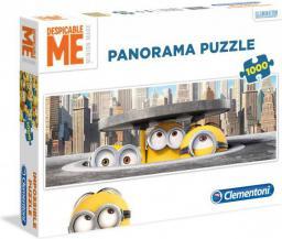Clementoni Puzzle 1000 Panorama Minionki (231283)