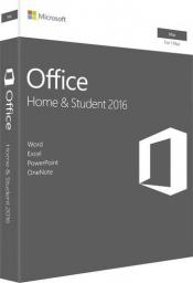 Microsoft Office 2016 Mac H&S DE (GZA-00988)