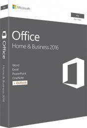 Microsoft Office 2016 Mac H&B DE (W6F-00963)