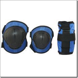 NILS Extreme H110  rozm.S ciemny niebieski zestaw ochraniaczy (16-2-342)