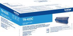Brother toner oryginalny TN-423C, cyan