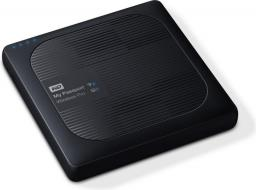 Dysk zewnętrzny Western Digital My Passport Wireless Pro 1TB (WDBVPL0010BBK-EESN)
