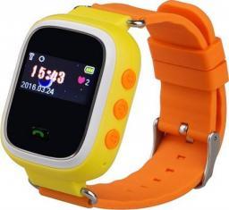 Smartwatch OEM Smartkids Pomarańczowy  (Smartkids-O)