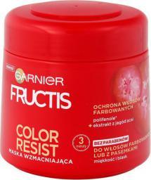 Garnier Fructis Color Resist  Maska do włosów ochraniająca kolor 300ml