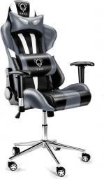 Fotel Diablo Chairs Diablo X-Eye Czarno-szary