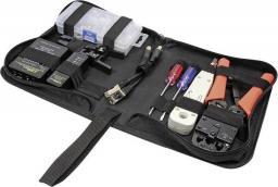 LogiLink LogiLink Netzwerk Werkzeug Set mit Tasche 6-teilig - WZ0030