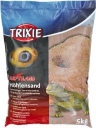 Trixie Piasek jaskinny do terarrium 5 kg czerwony