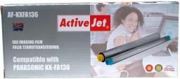 Activejet folia kopiująca do faksu AF-KXFA136 (KX-FA136) Panasonic 2szt.
