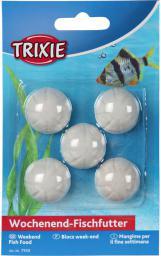 Trixie POKARM WEEKENDOWY DLA RYB 5szt.