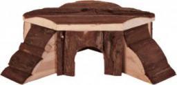 """Trixie Domek dla chomika 'Thordis"""", drewniany, 21×7×19/19 cm"""