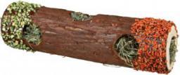Trixie Tunel z rurą z siana i płatkami nagietka, 30 cm, 35 g
