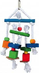 Trixie Zabawka drewniana dla ptaków, 24 cm