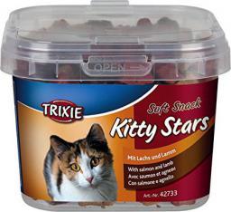 Trixie Przysmaki dla kota-gwiazdki z łososiem i jagnięciną , 140 g