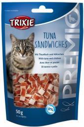 """Trixie Przekąski PREMIO """"kanapki z tuńczykiem"""", 50 g"""