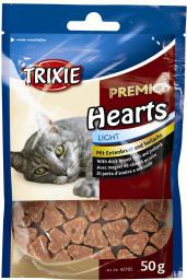 Trixie SNACKI Premio' SERCA / Hearts light 50 g