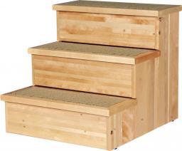 Trixie Schody drewniane dla psa 40x38x45 cm