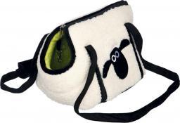 Trixie Nosidło Baranek Shaun 26 × 26 × 40 cm kremowo-zielone