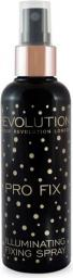 Makeup Revolution Pro Fix Illuminating Spray utrwalający makijaż 100ml