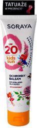 Soraya OP  Dzieci Balsam d/op SPF 20