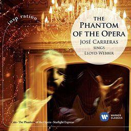Classical Carreras, Jose Phanton Of The Opera - Jose Carreras Sings Lloyd Webber