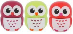 2K Trio Lip Gloss Zestaw dla kobiet  2.5g Lip Gloss Cherry + 2.5g Lip Gloss Apple + 2.5g Lip Gloss Strawberry