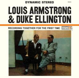 Louis Armstrong & Duke Ellington - Recording Together For The First Time