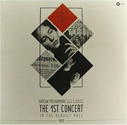 WARSAW PHILHARM ARCHIVE 1ST CONCERT 1955