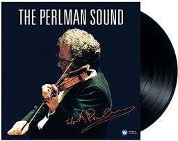 CLASSICAL PERLMAN, ITZHAK THE PERLMAN SOUND (LP)