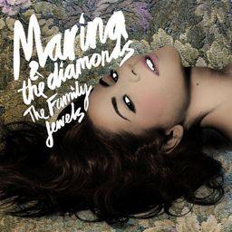 POP MARINA & THE DIAMONDS THE FAMILY JEWELS