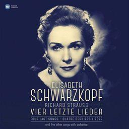 Classical Schwarzkopf, Elisabeth/Georges Szell Strauss: Vier Letzte Lieder