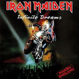 Rock Iron Maiden Infinite Dreams (7') - Limited
