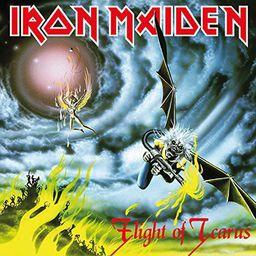 Rock Iron Maiden Flight Of Icarus (7') - Limited