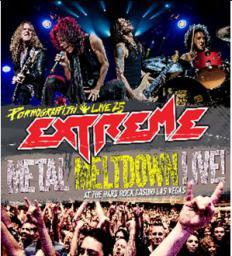 Extreme - Pornograffitti Live 25 / Metal Meltdown