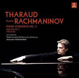 Classical Tharaud, Alexandre/Liverpool Philharmonic Orchestra Rachmaninov: Tharaud Plays Rachmaninov