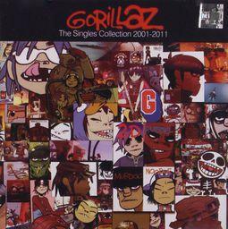 Pop Gorillaz The Singles 2001-2011