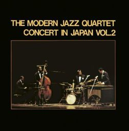 Jazz Modern Jazz Quartet, The Concert In Japan Vol.2