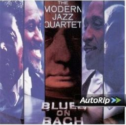 Jazz Modern Jazz Quartet, The Blues On Bach